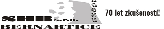 Kamenolom Bernartice Logo
