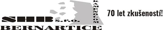 Kamenolom Bernartice Logo